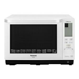 パナソニック[NE-BS605-W] スチームオーブンレンジ 26L Bistro(ビストロ) ホワイト NEBS605W