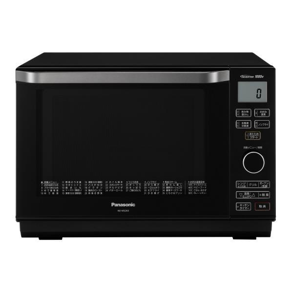 パナソニック[NE-MS265-K] オーブンレンジ エレック ブラック NEMS265K