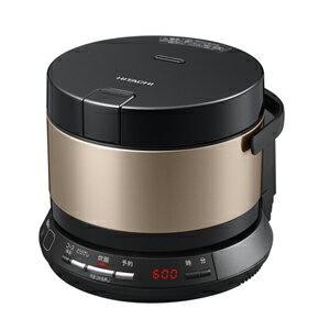 日立 RZ-BS2M-N IHジャー炊飯器 おひつ御膳 2合炊き ブラウンゴールド RZBS2MN