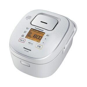 パナソニック[SR-HX108-W] IH炊飯ジャー 5.5合炊き 大火力おどり炊き スノーホワイト SRHX108W