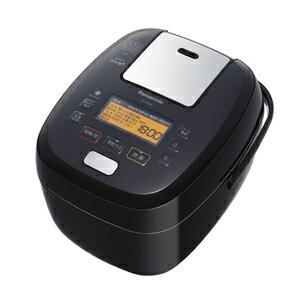 パナソニック[SR-PA108-K] 可変圧力IHジャー炊飯器 5.5合炊き おどり炊き ブラック SRPA108K