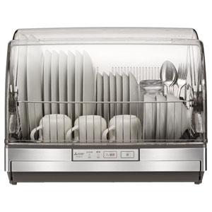 三菱[TK-ST11-H] 食器乾燥器 キッチンドライヤー ステンレスグレー TKST11H