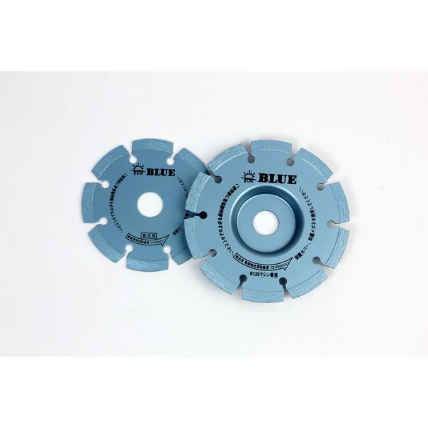 旭ダイヤモンド 2002138 ブルー ドライカッター AS40 200X2.2X25.4