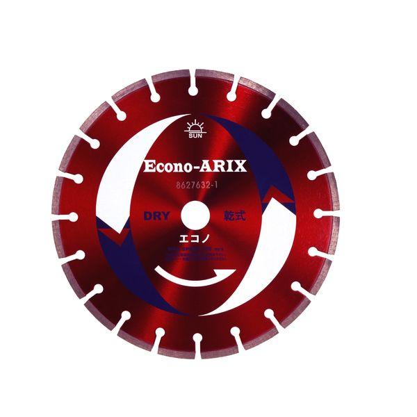 旭ダイヤモンド 2005100 エコノエイリックス 10インチ 2.4X25.4