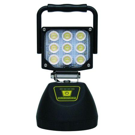 【個数:1個】トーグ安全工業(トーグ)[TRL-27SW]「直送」【代引不可・他メーカー同梱不可】 充電式LED小型作業灯【27Wタイプ】 TRL27SW