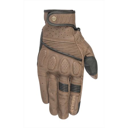 アルパインスターズ alpinestars 8033637022185 CRAZY EIGHT GLOVE BROWN BLACK M