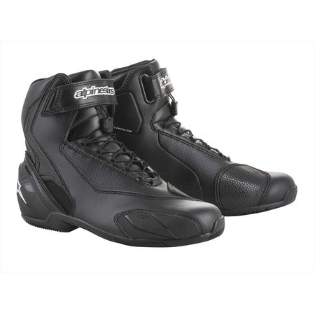 アルパインスターズ(alpinestars)[8033637023373] SP-1 SHOES 1018 BLACK BLACK 43