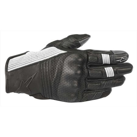 アルパインスターズ alpinestars 8033637039244 MUSTANG GLOVE 6118 BLACK WHITE L