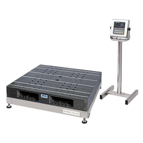 エー・アンド・デイ A&D SN-1200KWP デジタル台はかり パレット一体型 防水 SN1200KWP