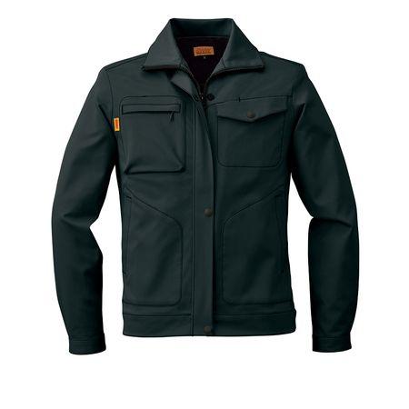4930269025031 卸直営 使い勝手の良い SMART WORK WEAR サイズ:M SW109 レデイースフイールドジヤケツト 色:ブラツク