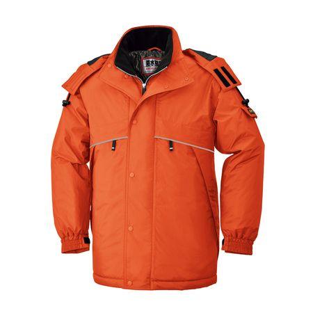 [4930269119235] BEE MAX BM785 ボウカンコート 色:オレンジ サイズ:6L