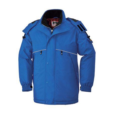 [4930269148297] BEE MAX BM785 ボウカンコート 色:ロイヤルブルー サイズ:6L
