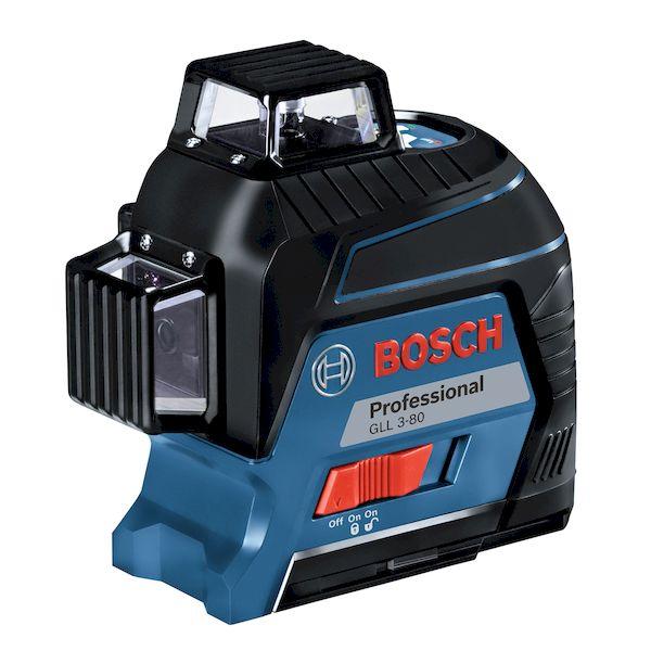 BOSCH ボッシュ GLL3-80 レーザー墨出し器 GLL380