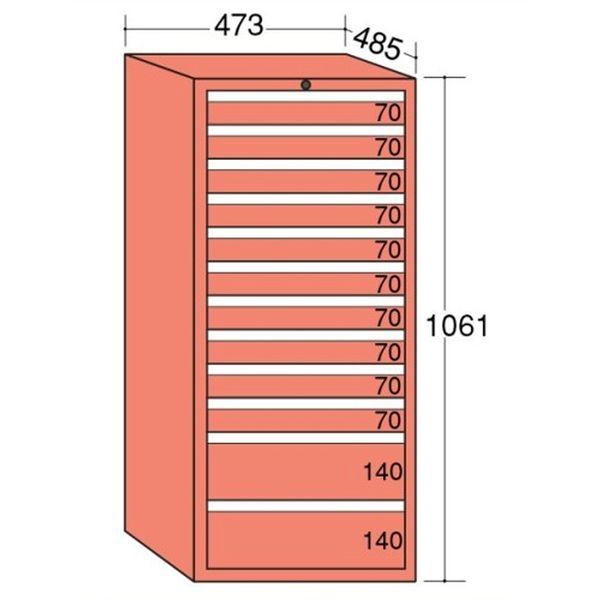 大好き OS LZ1102 ライゼットキャビネット:測定器・工具のイーデンキ-DIY・工具