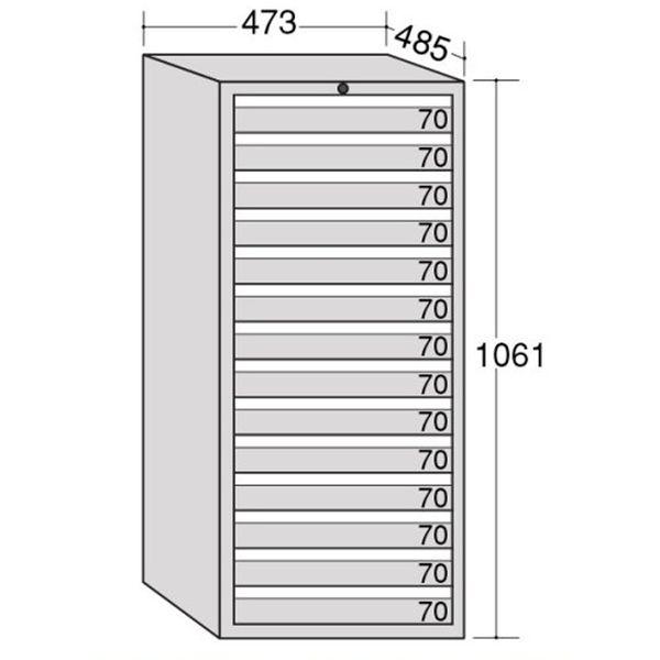 OS LZ1140 ライゼットキャビネット