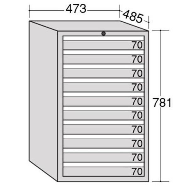 OS LZ7100R ライゼットキャビネット