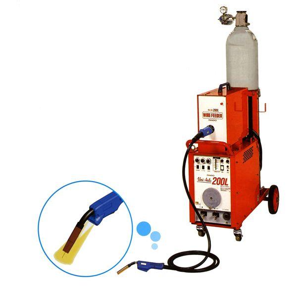 大同[ユニオ-ト200] CO2自動溶接機 ユニオト200