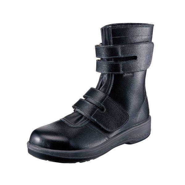 シモン 7538 クロ290 JIS安全靴 7538クロ290