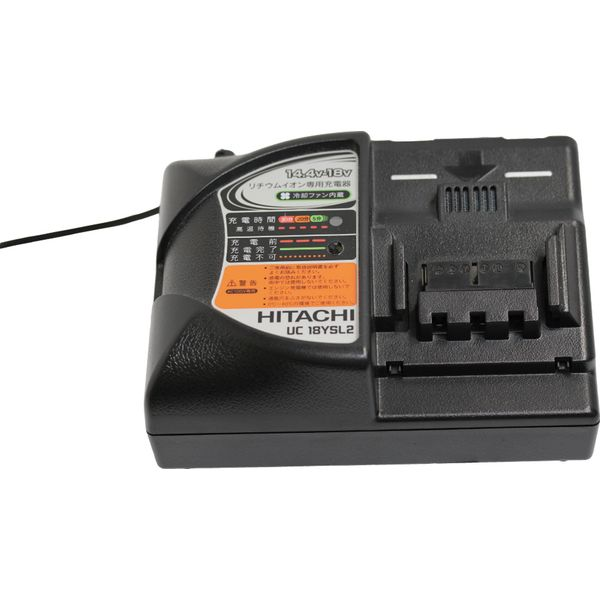 東日製作所 BC18YSL2 HAC用バッテリパック 充電器