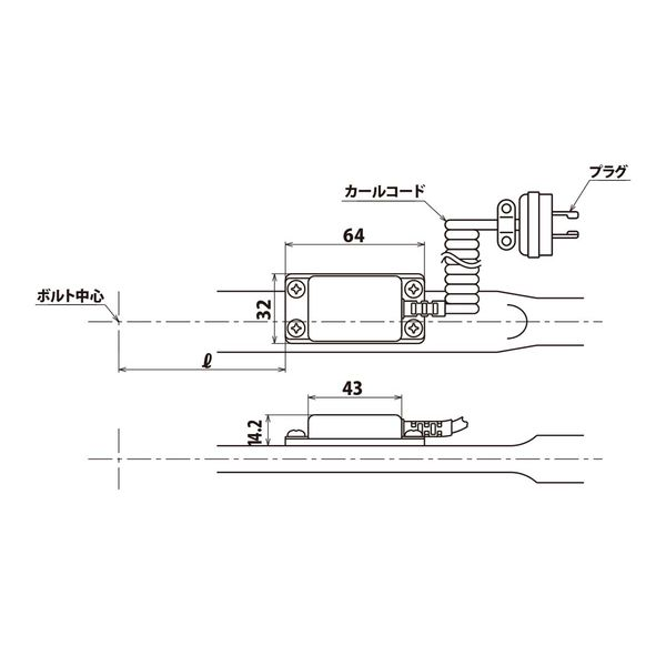 東日製作所 RSPLS67N2X17 RSPLS型トルクレンチ
