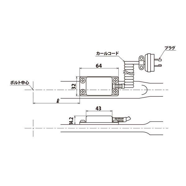 東日製作所[SPLS19N2-8X10N] ノッチ式SPLS型トルクレンチ SPLS19N28X10N