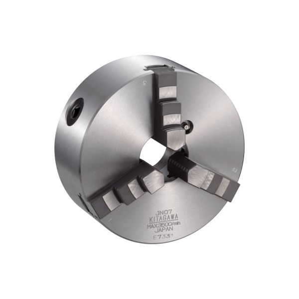 当社の スクロールチャック SC5107:測定器・工具のイーデンキ SC-5-107 北川-DIY・工具