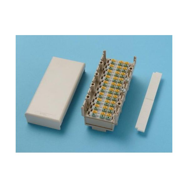 八光電機製作所 N10L 今だけ限定15%OFFクーポン発行中 税込 端子板 10回線用