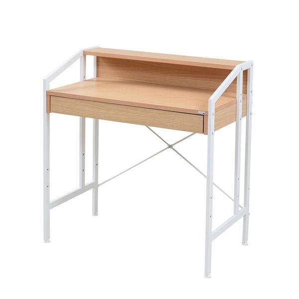 JKプラン[DRT-1001-WH]「直送」【代引不可・他メーカー同梱不可】 【Re・conte】 Rita series DeskDRT1001WH