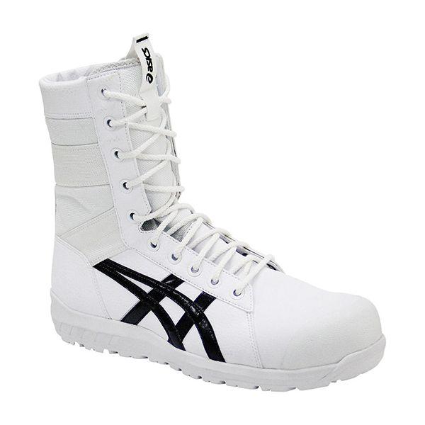 アシックス 4549957721461 CP402 ウィンジョブ ホワイト × ブラック 28.0cm