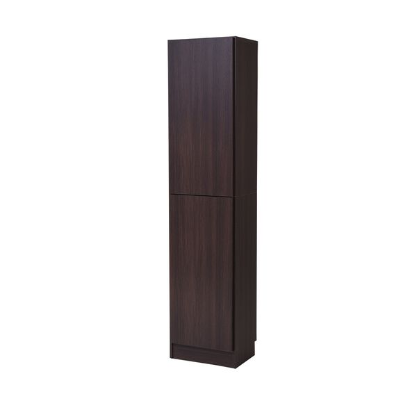 JKプラン[FRM-0106DOOR-DB]「直送」【代引不可・他メーカー同梱不可】 MEMORIA 棚板が1cmピッチで可動する 深型扉付幅41.5FRM0106DOORDB
