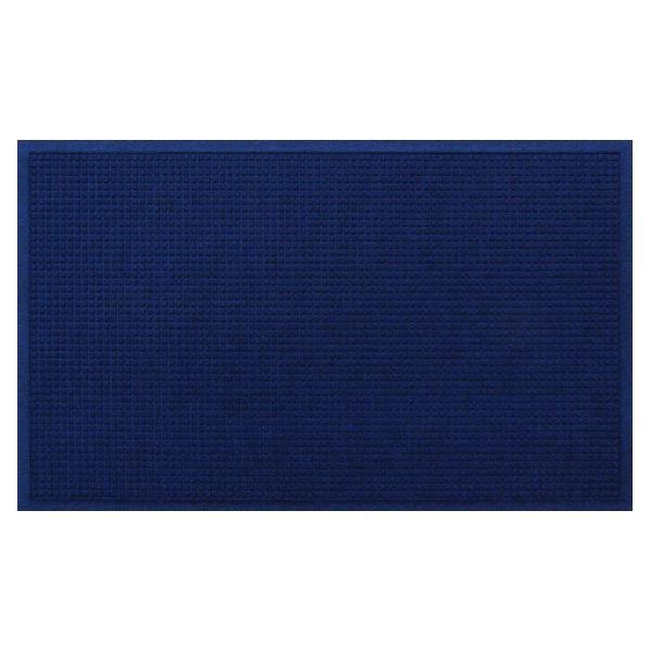 【個数:1個】クリーンテックスジャパン[AC00043]「直送」【代引不可・他メーカー同梱不可】 ウォーターホース II 【ワッフル】 ネイビー・ブルー 88×146cm