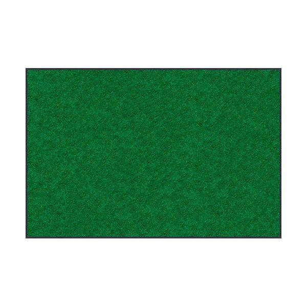 【個数:1個】クリーンテックスジャパン[AM00065]「直送」【代引不可・他メーカー同梱不可】 スタンダードマットS エメラルド・グリーン 90 x 120 cm