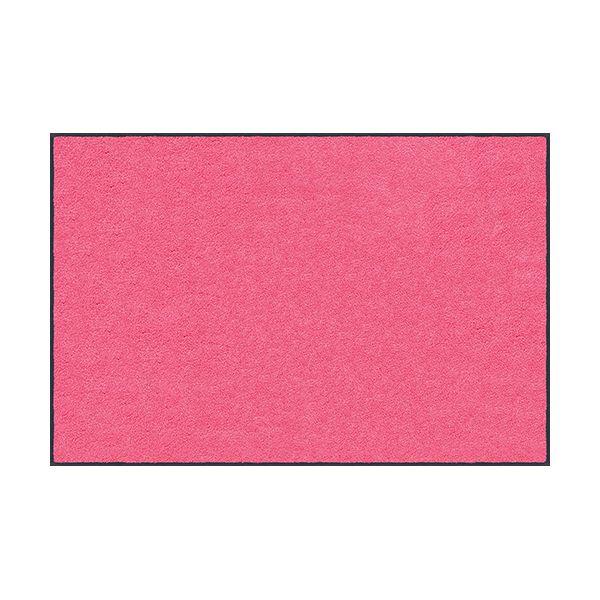 【個数:1個】クリーンテックスジャパン AM00100 直送 代引不可・他メーカー同梱不可 スタンダードマットS ピンク 90 x 180 cm