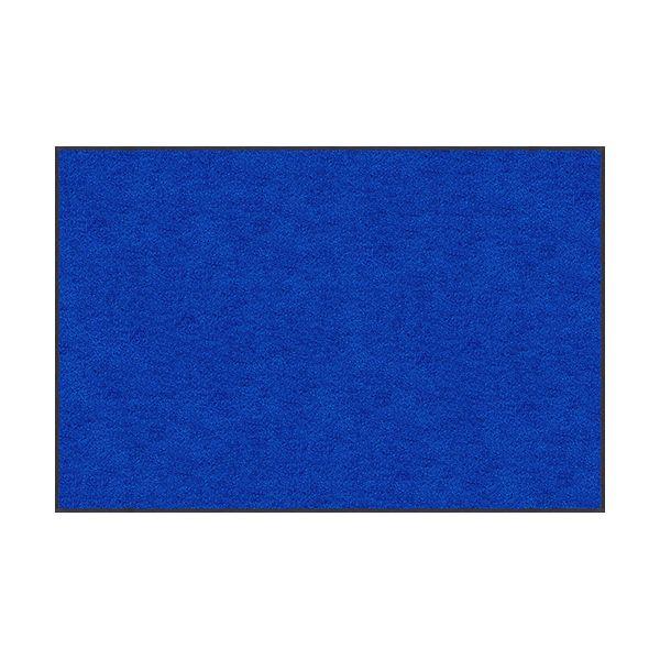 【個数:1個】クリーンテックスジャパン AM00106 直送 代引不可・他メーカー同梱不可 スタンダードマットS ロイヤル・ブルー 90 x 180 cm