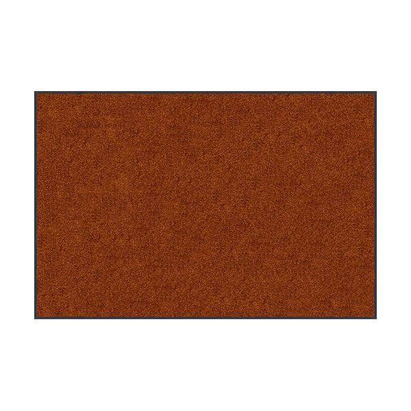 【個数:1個】クリーンテックスジャパン AM00586 直送 代引不可・他メーカー同梱不可 スタンダードマットS チョコレート・ブラウン 90 x 180 cm