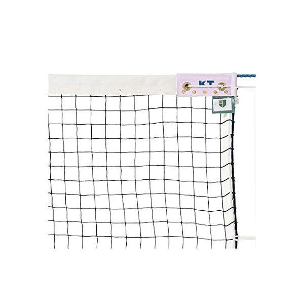 [KT200]KTネット 全天候式ソフトテニスネット 日本製