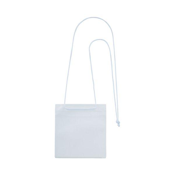 スマートバリュー B362J-W-500 カラーイベント名札 500枚 白 B362JW500