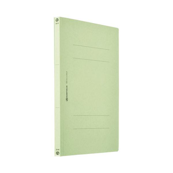 スマートバリュー D017J-36GR フラットファイルA4S 緑360冊 D017J36GR