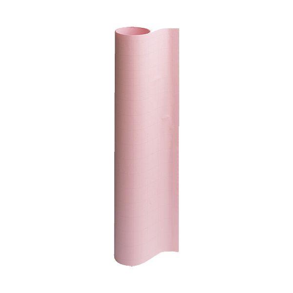 スマートバリュー P150J-P6 方眼模造紙50枚巻き6個 ピンク P150JP6