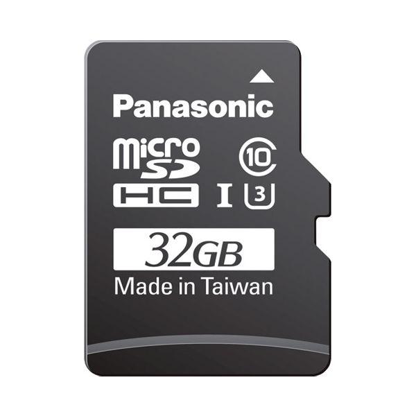 4549077670793 Panasonic microSDHCカード 32GB RP-SMGB32GJK