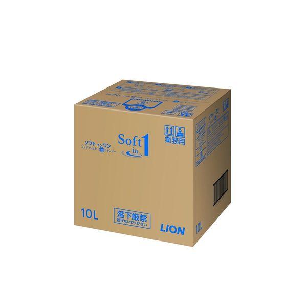 4903301256502 ソフトインワンシャンプー 10L