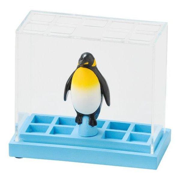 4945119093559 【60個入】 ステーショナリースタンド ペンギン SR-3245