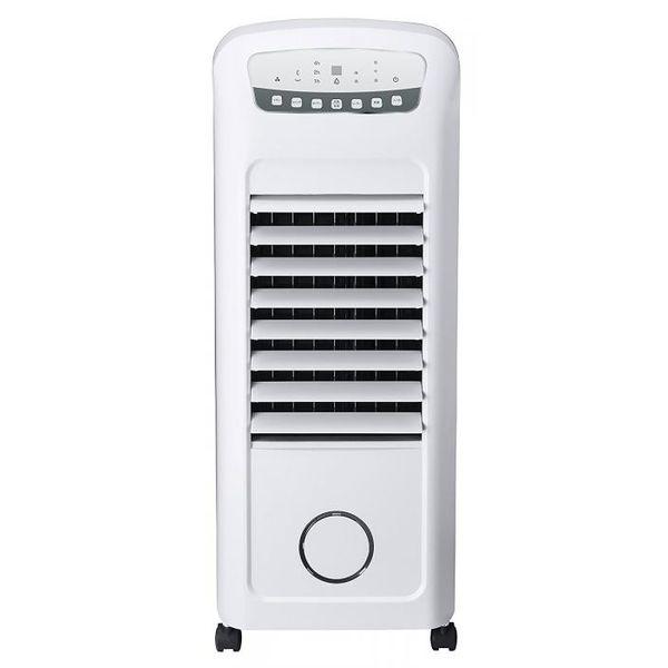 4589557502831 加湿機能付冷風扇 ヒート&クール ホワイト HC-T1802WH