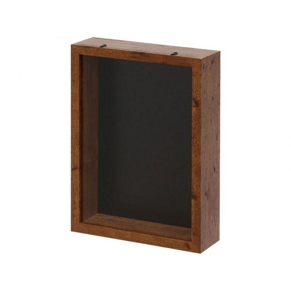 4988441818391 クラフトボックス A4 信託 ブラウン 400845502 日本産 キャンセル不可 デザインボックス ブラウンインテリア 丸和貿易 ボックスアート