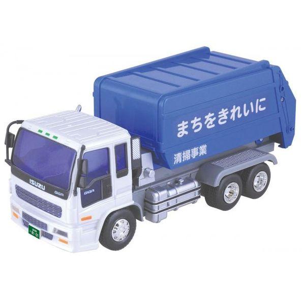 4962603006963 【12個入】 ISUZU GIGAジュニア清掃車