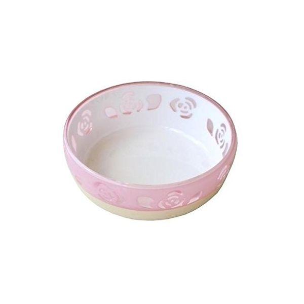 4984937552480 おいしく見えるニャン食器 商店 ミニ ローズ キャンセル不可 ピンク 100%品質保証! 12個入