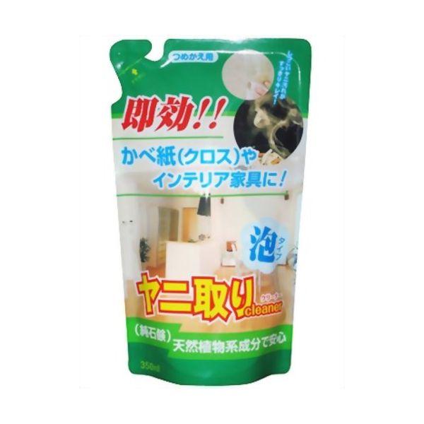 4516825003554 【40個入】 ティポス 純石鹸ヤニ取りクリーナー 詰替 350ml