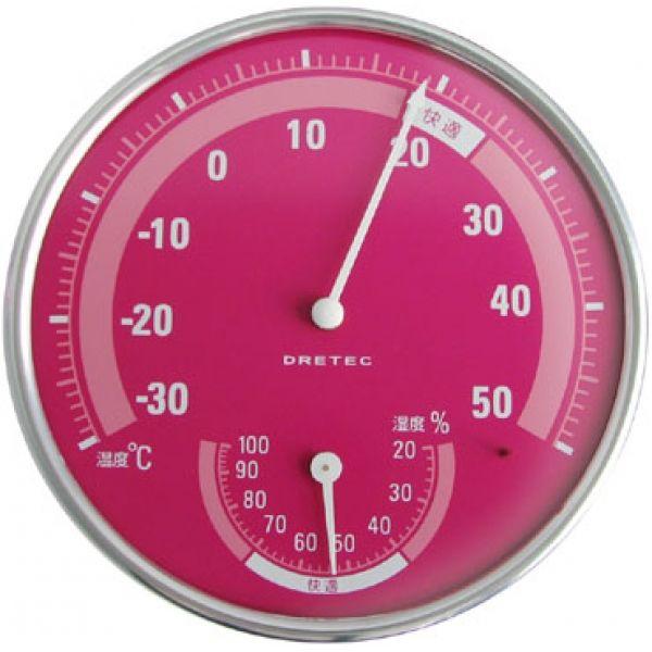 4536117008692 39個入 O-310PK ☆正規品新品未使用品 海外限定 温湿度計