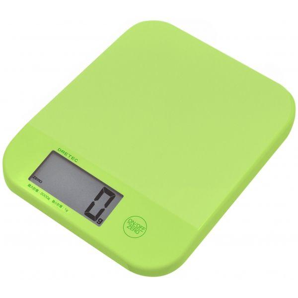 4536117012408 【25個入】 デジタルスケール シフォン 2kg グリーン KS-252GN