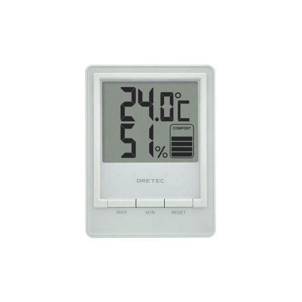 4536117013122 【26個入】 デジタル温湿度計 スタシス O-233WT